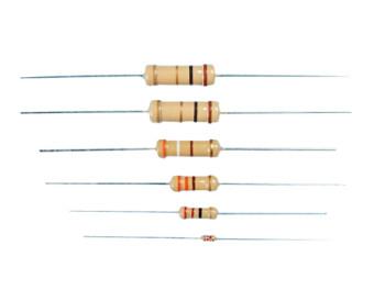 碳膜电阻4